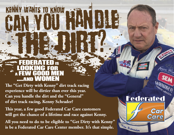 Get Dirty with Kenny